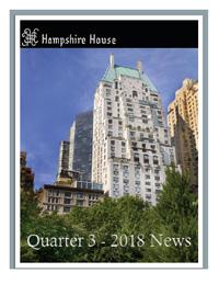 3rd quarter 2018- Neighborhood News